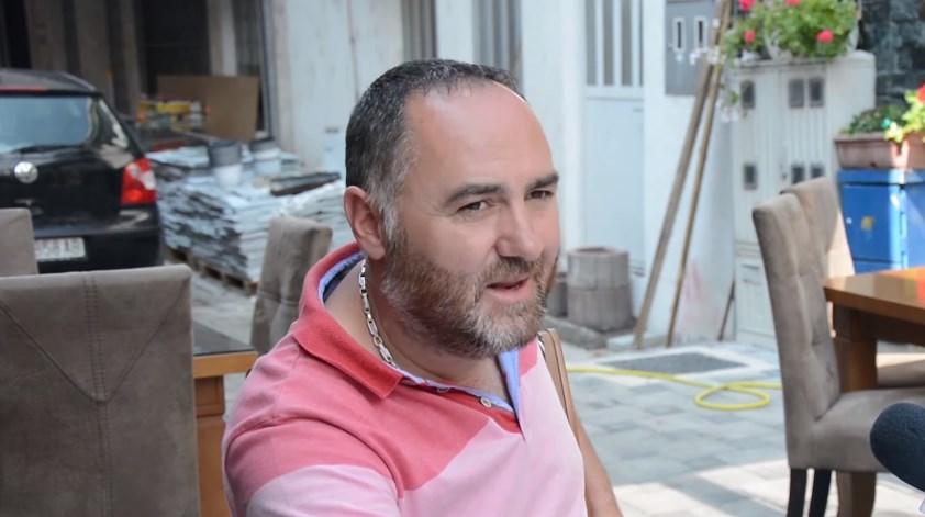 Нефи Усеини поднесе оставка како член на Советот на Општина Охрид